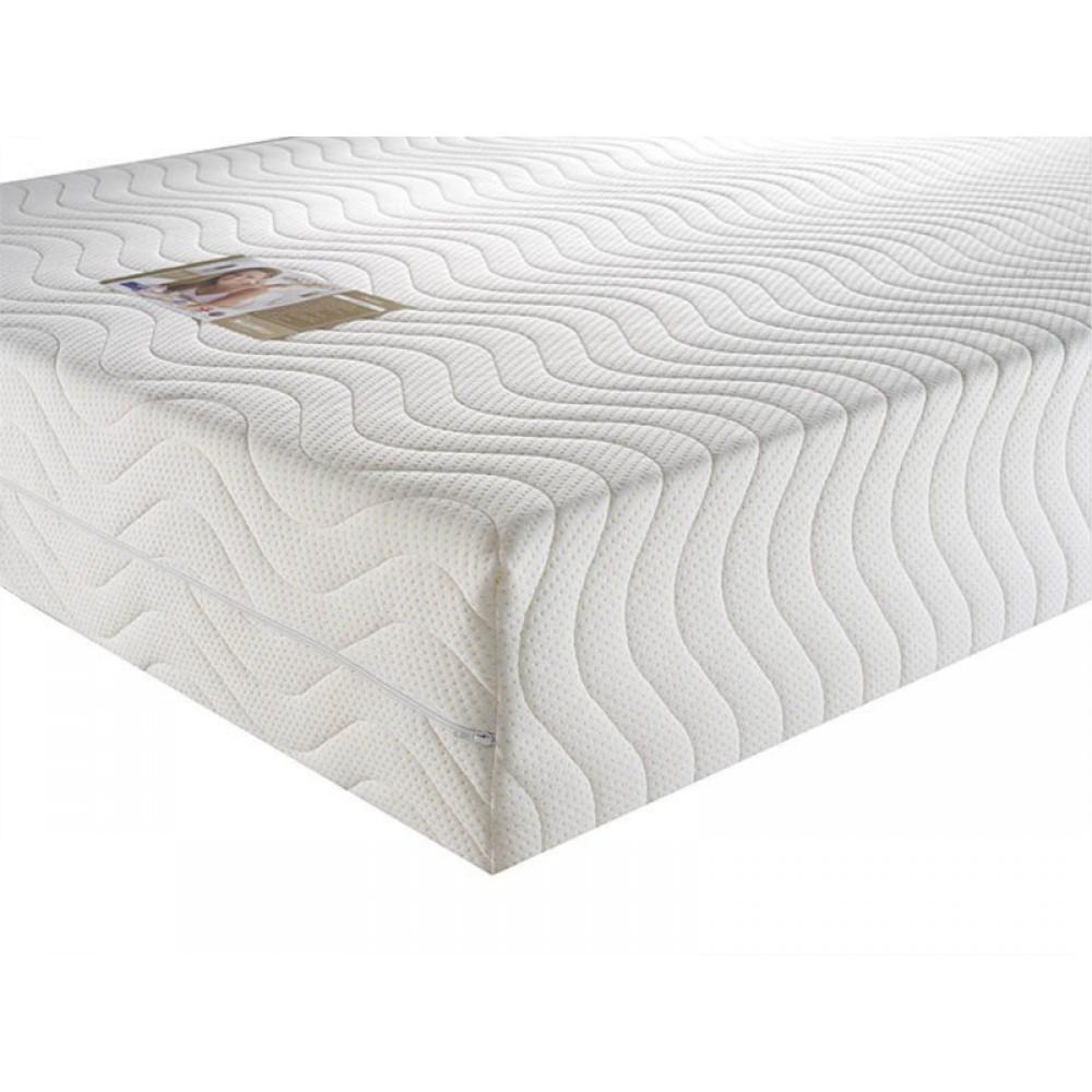 Concept Deluxe 2000 Single Memory Foam Mattress Nurseryfurniture