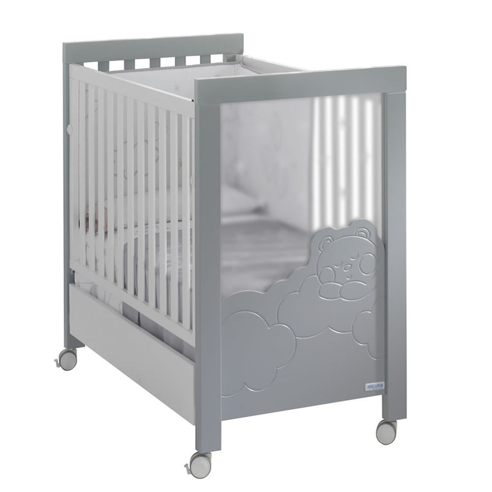 Buy Lapsi Dolce Luce Cot Grey Nursery Furniture Store
