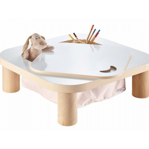 Cloud Toy Box Table