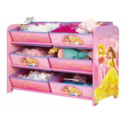 Disney Princess Kids Storage Unit
