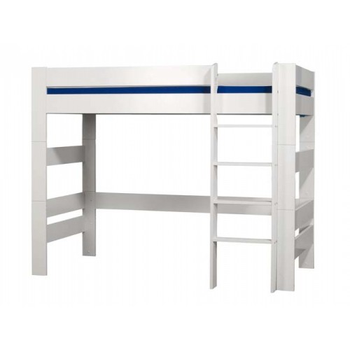 London White High Sleeper With Optional Storage