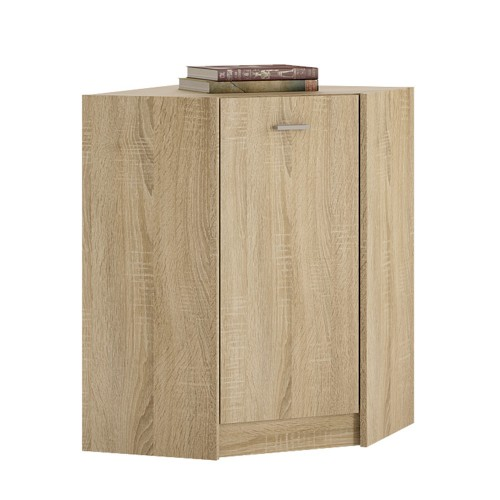 Empire Corner Cupboard Sonama Oak