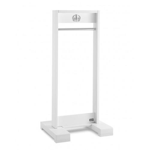 Tutti Bambini Sovereign Hanging Rail - High Gloss White