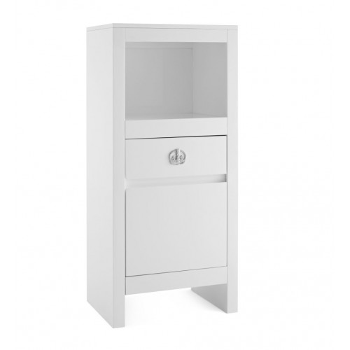 Tutti Bambini Sovereign Tallboy - High Gloss White