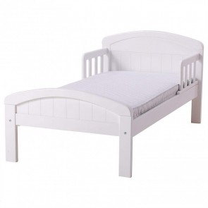East Coast Country Toddler Bed - White
