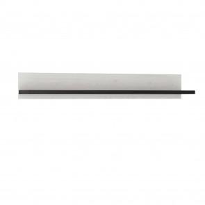 Sherwood 125cm Wide Wall Shelf (1 Shelf)
