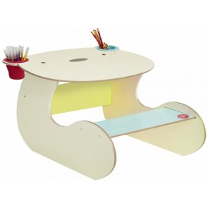 BabyBear Wooden Desk
