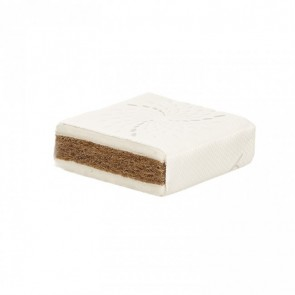 Obaby Natural Coir Cot Bed Mattress - 140 x 70cm