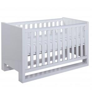 Tutti Bambini Rimini Cot Bed - High Gloss White
