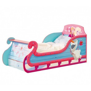 Disney Frozen Toddler Sleigh Bed