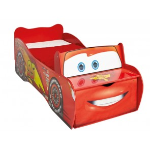 Lightning McQueen Feature Toddler Bed