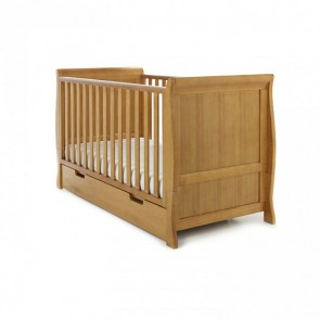 Obaby Stamford Cot Bed - Country Pine