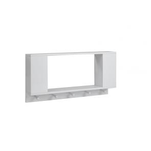 Tutti Bambini Rimini Shelf - High Gloss White