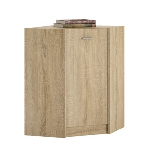 Empire Corner Cupboard Sonama Oak