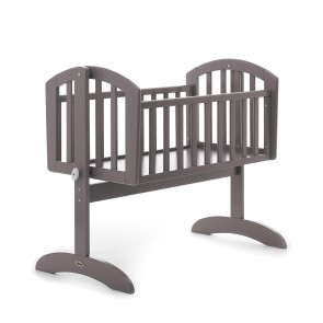 Obaby Sophie Swinging Crib - Taupe