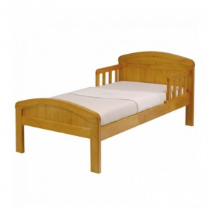 East Coast Country Toddler Bed - Antique