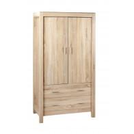 Tutti Bambini Milan Wardrobe - Reclaimed Oak